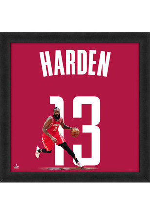 Houston Rockets 20x20 Uniframe Framed Posters