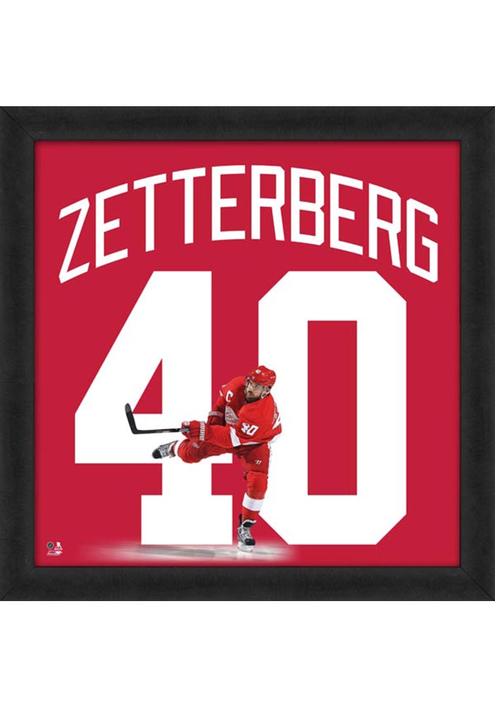 Detroit Red Wings 20x20 Uniframe Framed Posters - Image 1