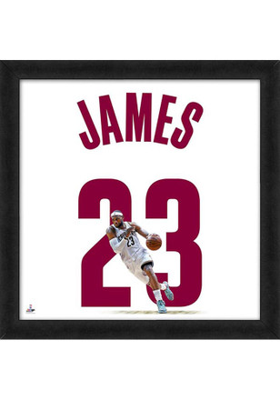 Cleveland Cavaliers 20x20 Uniframe Framed Posters