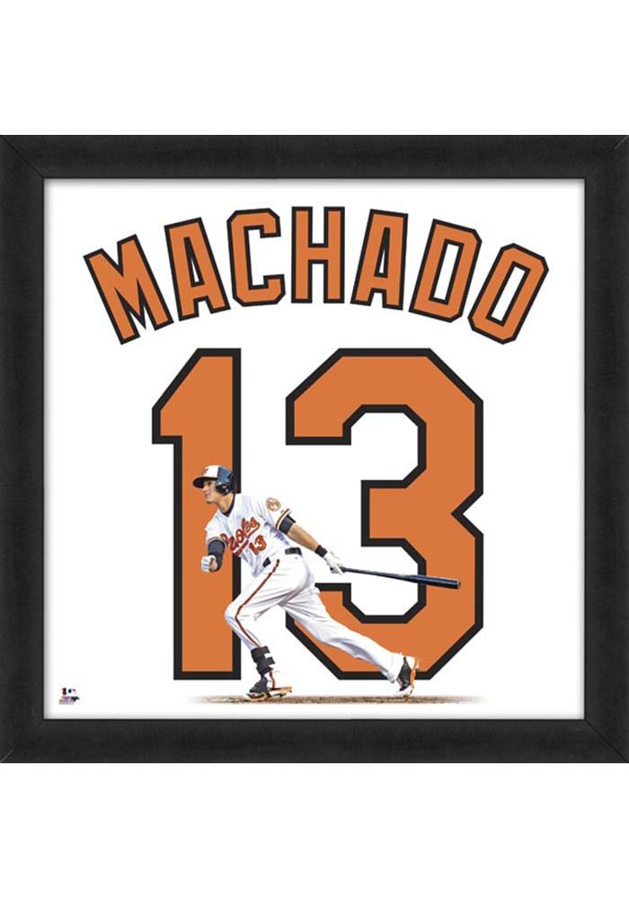 Baltimore Orioles 20x20 Uniframe Framed Posters - Image 1