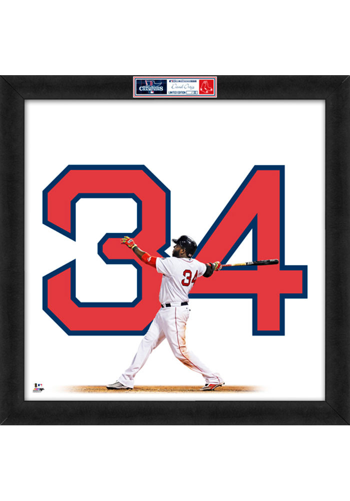 Boston Red Sox 20x20 Uniframe Framed Posters - Image 1