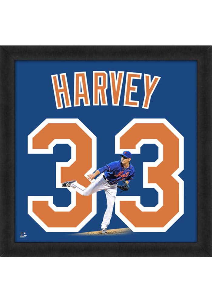 New York Mets 20x20 Uniframe Framed Posters - Image 1