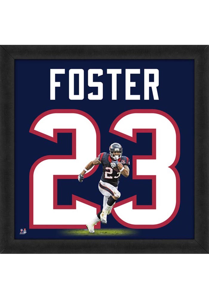 Houston Texans 20x20 Uniframe Framed Posters - Image 1