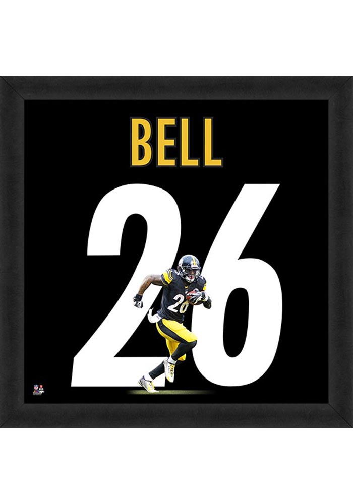 Pittsburgh Steelers 20x20 Uniframe Framed Posters - Image 1
