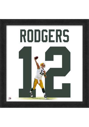 Green Bay Packers 20x20 Uniframe Framed Posters