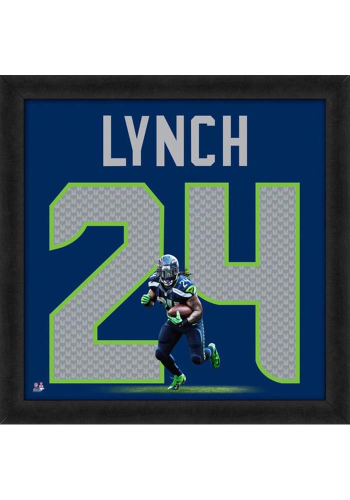Seattle Seahawks 20x20 Uniframe Framed Posters - Image 1