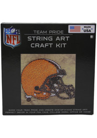 Cleveland Browns String Art Craft Kit Puzzle