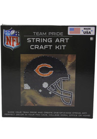 Chicago Bears String Art Craft Kit Puzzle