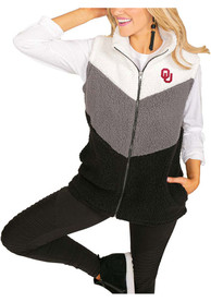 Oklahoma Sooners Womens Gameday Couture On Point Vest -