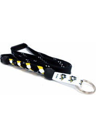 Pittsburgh Penguins Hockey Lace Lanyard