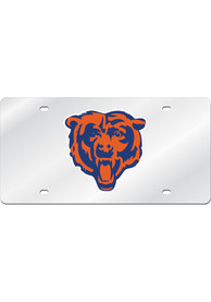 Chicago Bears Mirror Car Accessory License Plate
