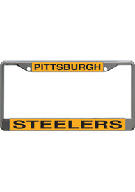 Pittsburgh Steelers Mirror License Frame