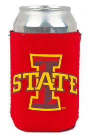 Iowa State Cyclones Red Can Coolie