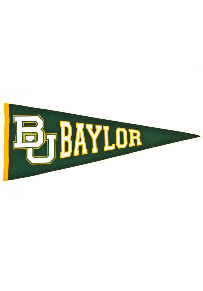 Baylor Bears 13x32 Tradition Medium Pennant - Image 1