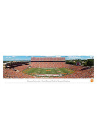 Clemson Tigers Football Panorama Unframed Poster