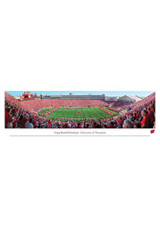 Wisconsin Badgers Football Panorama Unframed Poster