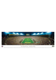Green Bay Packers End Zone Panorama Unframed Poster