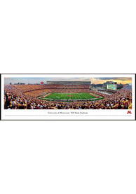 Minnesota Golden Gophers Football Panorama Framed Posters