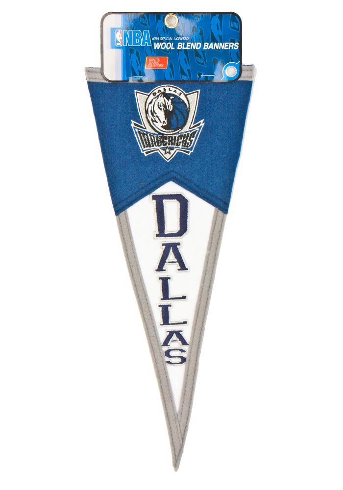 Dallas Mavericks 6x15 Mini Pennant - Image 1