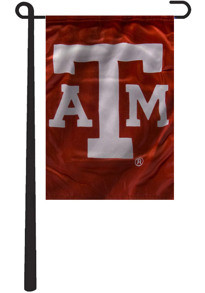 Texas A&M Aggies 13x18 Maroon Garden Flag