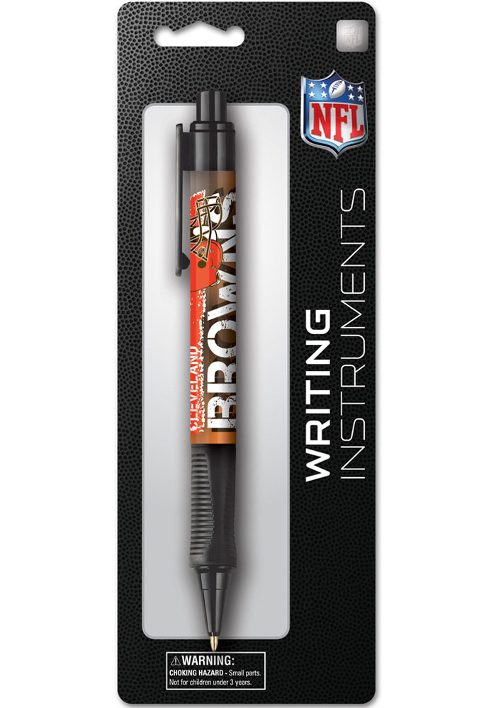 Cleveland Browns Grip Pen - Image 1