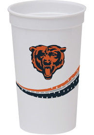 Chicago Bears Jersey Collection 22oz Stadium Disposable Cups