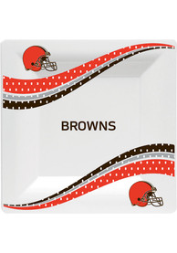 Cleveland Browns Jersey Collection 6.5 Paper Plates