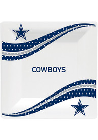 Dallas Cowboys Jersey Collection 6.5 Paper Plates