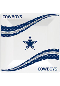 Dallas Cowboys Jersey Collection 9.5 Paper Plates