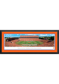 Clemson Tigers Football Panorama Deluxe Framed Posters