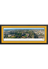 GA Tech Yellow Jackets Aerial Panorama Deluxe Framed Posters