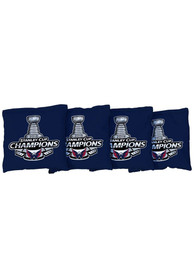 Washington Capitals All-Weather Cornhole Bags Tailgate Game