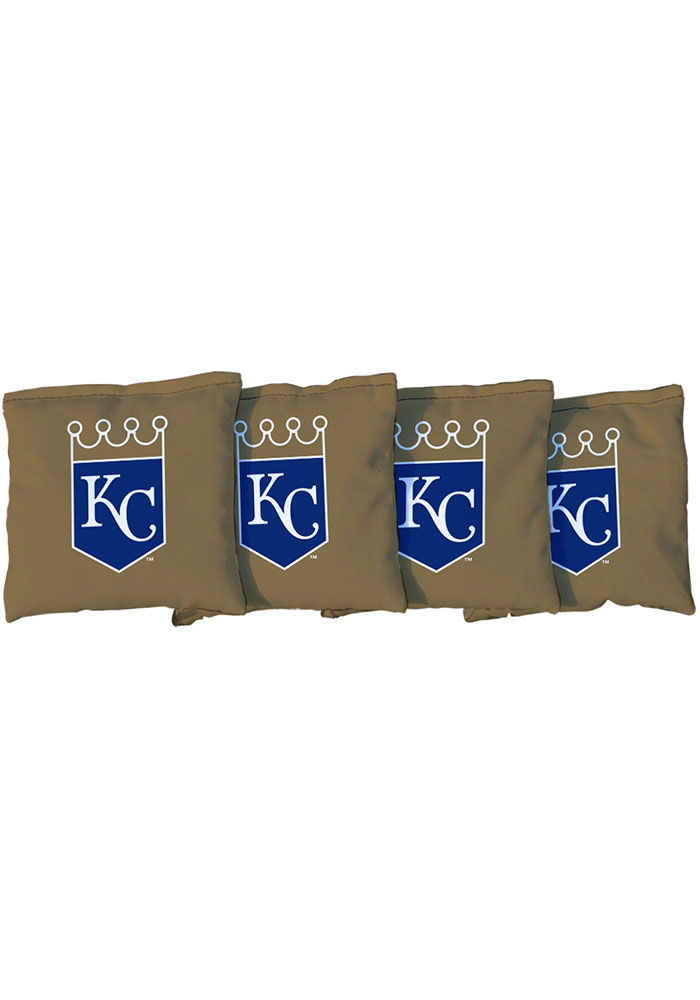 Kansas City Royals All-Weather Cornhole Bags Tailgate Game - Image 1