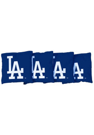Los Angeles Dodgers All-Weather Cornhole Bags Tailgate Game