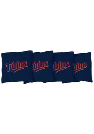 Minnesota Twins All-Weather Cornhole Bags Tailgate Game