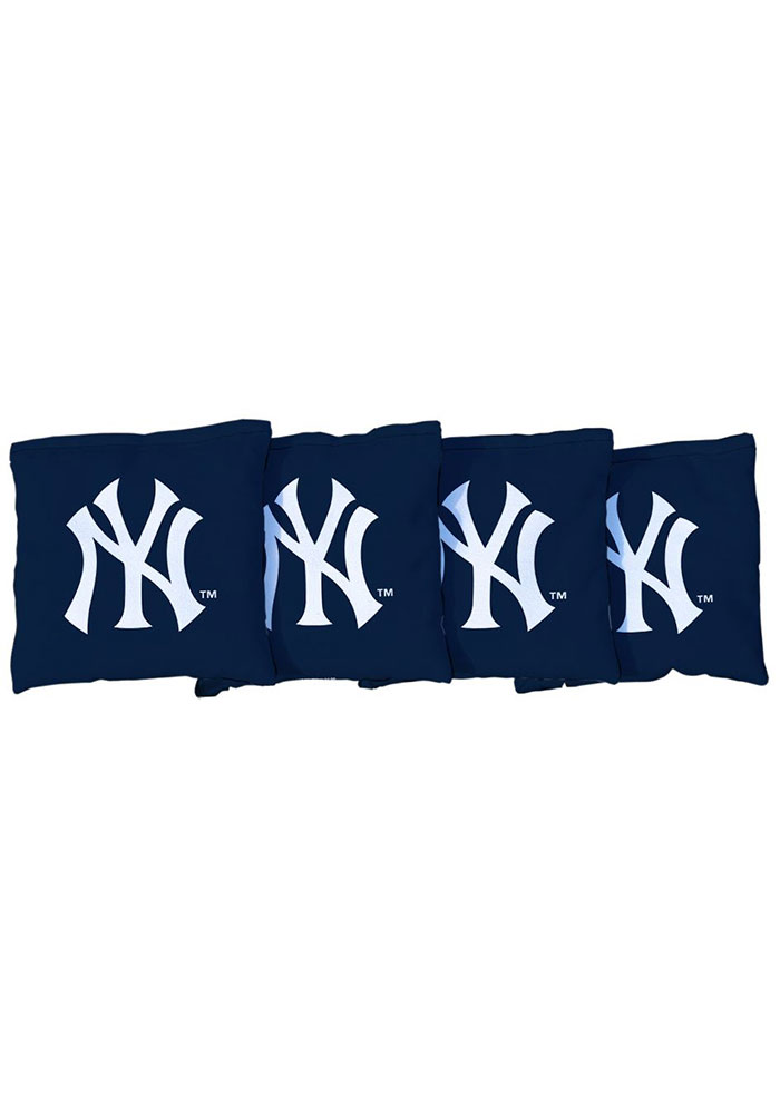 New York Yankees All-Weather Cornhole Bags Tailgate Game - Image 1