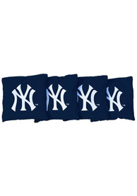 New York Yankees All-Weather Cornhole Bags Tailgate Game