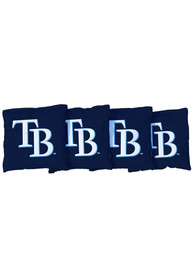 Tampa Bay Rays All-Weather Cornhole Bags Tailgate Game