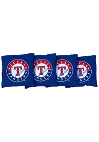 Texas Rangers All-Weather Cornhole Bags Tailgate Game