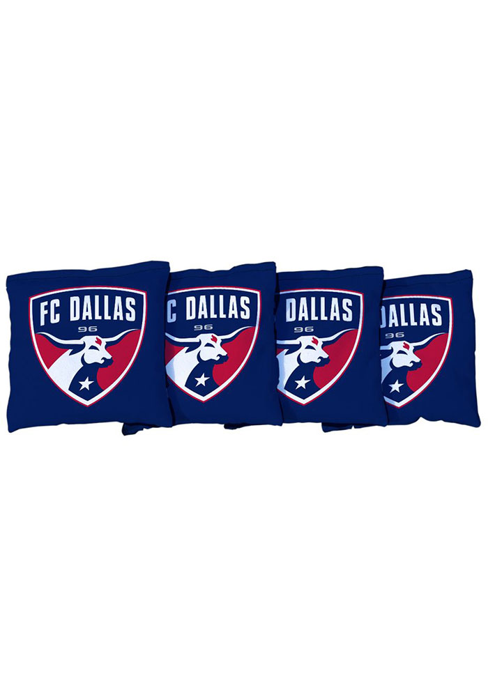 FC Dallas All-Weather Cornhole Bags Tailgate Game - Image 1
