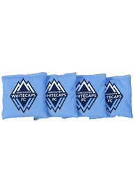 Vancouver Whitecaps FC All-Weather Cornhole Bags Tailgate Game