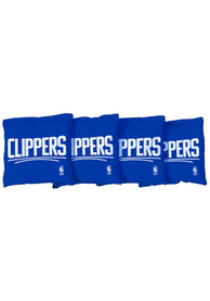 Los Angeles Clippers All-Weather Cornhole Bags Tailgate Game