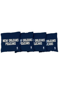 New Orleans Pelicans All-Weather Cornhole Bags Tailgate Game