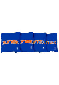 New York Knicks All-Weather Cornhole Bags Tailgate Game