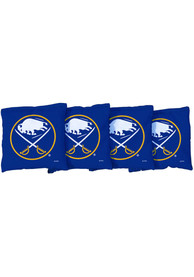 Buffalo Sabres All-Weather Cornhole Bags Tailgate Game