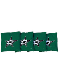 Dallas Stars All-Weather Cornhole Bags Tailgate Game