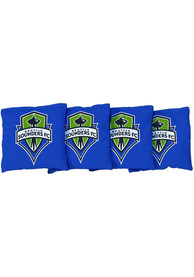 Seattle Sounders FC All-Weather Cornhole Bags Tailgate Game