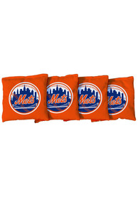 New York Mets All-Weather Cornhole Bags Tailgate Game