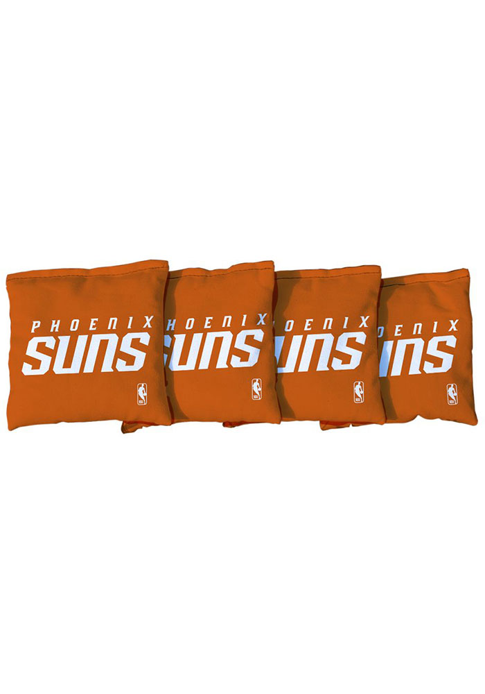 Phoenix Suns All-Weather Cornhole Bags Tailgate Game - Image 1