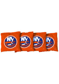 New York Islanders All-Weather Cornhole Bags Tailgate Game